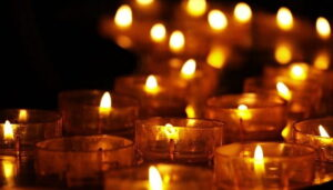 candele cera soia