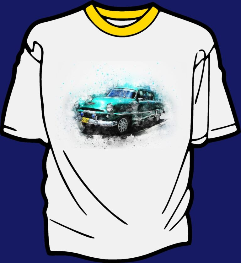 T-shirt personalizzate: 5 dritte su come progettarle